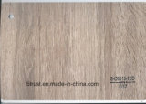 Wood Grain PVC Deco Foil for Furniture/Cabinet/Door Hot Laminate/Vacuum Membrane Press Bgl037-042