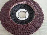 Abrasive Flap Wheel Non-Woven, Black Silicon Carbide, Aluminium Oxide, Zirconium.