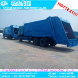 5000gallons Rhd Dongfeng Brand 6X4 Garbage Waste Compactor Truck