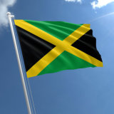Wholesales Cheap Polyester 3X5FT Jamaica National Flag
