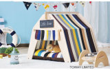 Quality Outdoor Pine Wood Pet Tents Dog House with Cushion
