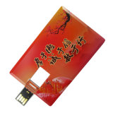Wallet USB Business Card Pen Drive Memory 8GB Custom Logo