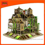 Mich Elephant Theme Indoor Playground Equipment
