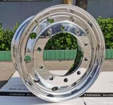 22.5X11.75forged Aluminum Alloy Truck Wheels with Super High Quality and Lower Price