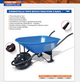 China Single Wheel Wheelbarrow for Industry