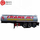 45000 Liter Fuel Tank Trailer 30000liters 350000liters 45cbm Oil Tank Semi-Trailer 3 Axles Water/ Diesel/Gasoline/Crude Oil / Milk Transport Trailer