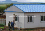 Sandwich Panel Modular/Prefab/Prefabricated House for Accommodation