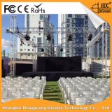 SMD3535 RGB Outdoor Full Color P6 LED Display for Stage Background