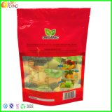 Stand up Pouch /Frozen Food Bags Flexible Packaging with 100% Biodegradable Material Compostable Bags Supplier
