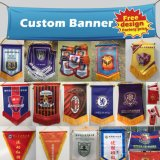 Wholesale Cheap High Quality Custom Advertising Vinyl PVC Flex Polyester Canvas Fabric Hanging Exhibition Display Decoration Digital Printing Flying Flag Banner