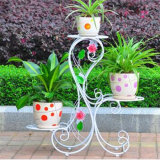 3 Tier Floor Standing Wrought Iron Planter