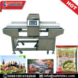 Food Security Detection Conveyor Belt Metal Detector Machine SA810