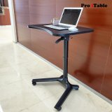 Proitable mobile Reading Working School Office Hospital Standing Desk Sit Stand Bedside Tea Table