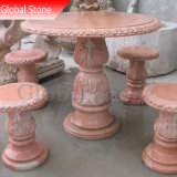 Natural Stone Marble Table (GSTA-104)
