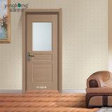 Waterproof WPC Wooden Door PVC/ABS/Glass Door