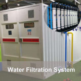 Mobile Containerized Water Treatment Equipment for River Water Seawater