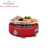 Household Electric Barbecue Oven Smokeless Non-Stick Electric Barbecue Pan Multi-Functional Barbecue Rack