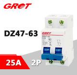Dz47-63 (C45) 4.5ka High Quality MCB Circuit Breaker with Better Price
