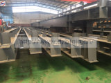 Modular H-Type Warehouse Steel Structure Material