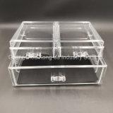 Factory Wholesale Price Acrylic Display Cosmetic Storage Display Box