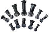 135-32-11211 Construction Machinery Parts Excavator Undercarriage Spare Part Track Bolt
