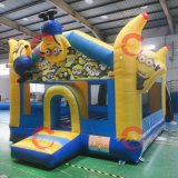 Popular Inflatable Bouncy Castles for Party, Cheap Bouncer House for Kids, Commercial Rent Inflatable Jumping Moonwalk