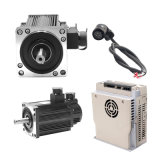 3phase AC Servo Motor 220V 2kw 7.7nm Servo Motor and Driver, DC Motor, AC Motor, Cheap Motor with Gearbox for Sheeting Equipment