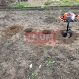Um Tree Planting Digging Machines Ground Hole Drill Earth Auger Portable Ground Drill Garden High Power Plant Puncher