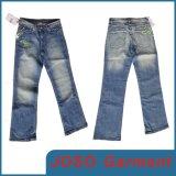 Women Wide Leg Denim Trousers (JC1026)