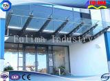 New Design Steel Structure Canopy for Sale (FLM-C-017)