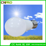 Top Quality 110lm/W AC85-265V E26 E27 B22 LED Bulb Light