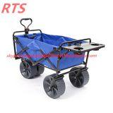 Picnic Wagon/ Folding Wagon /Beach Cart with Storage Board