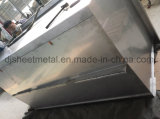 Neat Metal Welding for Large Tank