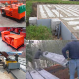 Low Consumption Precast Concrete Hollow Core Wall Panel Machine with Fast Delivery