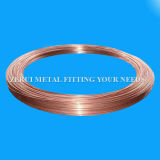 High Cleanliness Capillary Coil Copper Tube