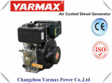 Yarmax Cheap Air Cooled Single Cylinder 186f 6HP 7HP Electric Start with Ce ISO Diesel Engine