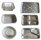 High Quality Airline Aluminum Foil Container