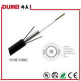 Factory 144 Cores Gydxtw Outdoor Ribbon Optical Fiber Cable for Network