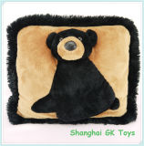 Bear Cushion Soft Plush Animal Cushions Decorative Pillow