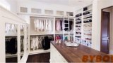 Long Closet Island with Butcher Block Top (BY-W-70)
