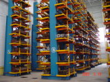 Big Capacity Steel Cantilever Shelving