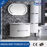 China Factory LED Mirror Wholesale PVC Bathroom Vanity Unit