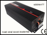 6000W DC24V AC120V 50Hz Power Inverter