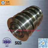 En Bridge Crane Forged Trolley Wheel