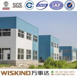 Light Steel Prefabricated Workshop by Large Span Steel Structure