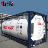 Carbon Steel Diesel Fuel Storage Tank ISO Tank 20FT 40FT for Sale