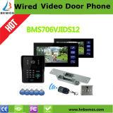 """Hot Sales 7"""" Touch Screen Video Doorphone Intercom Home Security Doorbell"""