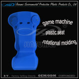 Plastic Seat for Game Machine with Rotational Molding Making