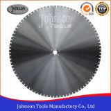 1400mm Laser Wall Saw Blade for Cutting Reinforced Concrete Wall