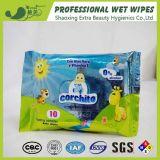 Organic Baby Wet Wipes Wholesale Flushable Baby Wet Tissues